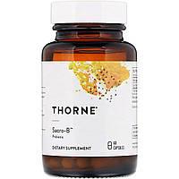Сахаромицеты Буларди, Sacro-B, Probiotic, Thorne Research, 60 капсул
