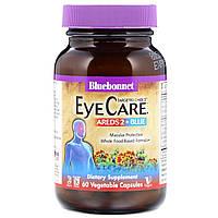 Комплекс для Глаз, EyeCare, Targeted Choice, Bluebonnet Nutrition, 60 растительных капсул