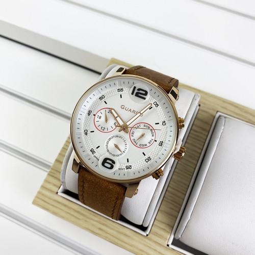 Guardo 12432(1)-5 Brown-Cuprum-White