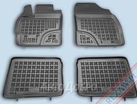 Коврики резиновые для салона Toyota Prius с 2011-