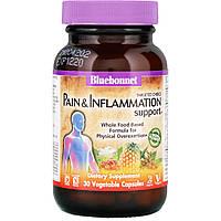 Комплекс против боли и воспалений в суставах,, Pain & Inflammation Support, Targeted Choice, Bluebonnet