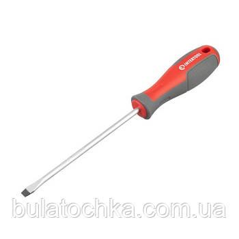 Отвертка шлицевая SL5.0*125 мм, CR-V INTERTOOL VT-3307