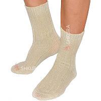 Шерстяные носки, женские