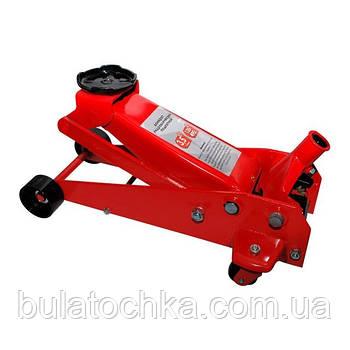 Домкрат гидравлический подкатной проф. INTERTOOL GT0144
