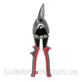 Ножницы по металлу 250мм левые INTERTOOL HT-0176