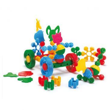 Конструктор Wader Funny Blocks 41830