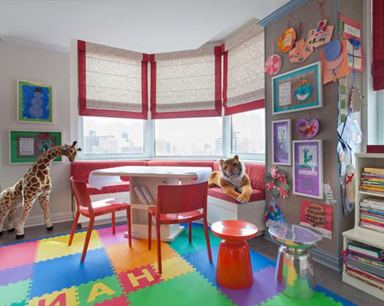 Пошив штор для детского сада в Киве, низкие цены