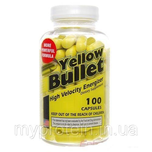 Жиросжигатель Yellow Bulett pills 100 caps