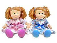 Мягкая игрушка Lava Кукла Варенька в ситцевом платье gLF961B