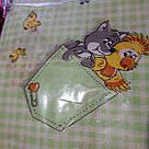 Комплект в дитяче ліжечко  хлопок 100%, фото 2