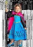 Нарядное платье Эльзы для коронации, фото 3