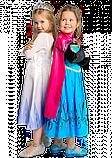 Нарядное платье Эльзы для коронации, фото 4
