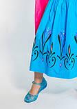 Нарядное платье Эльзы для коронации, фото 10