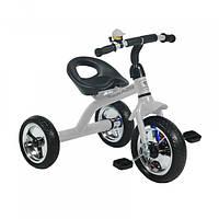 Велосипед 3х кол. Lorelli A28 (grey)