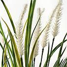 ИКЕА (IKEA) ФЕЙКА, 204.339.36, Искусственное растение в горшке, крытый / открытый украшения, трава, 9 см - ТОП, фото 4