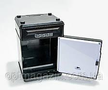 Копилка сейф с кодовым замком и купюроприемником Piggy Bank SAFE, фото 2
