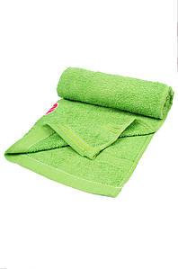 Полотенце для лица зеленое 88х46 см AAA 125384P