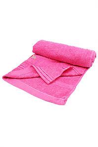 Полотенце для лица розовое 88х46 см AAA 125382P
