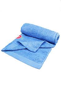 Полотенце для лица синее 88х46 см AAA 125385P