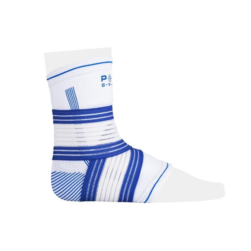 Голеностоп Power System Ankle Support Pro PS-6009 Blue-White L-XL SKL24-145239