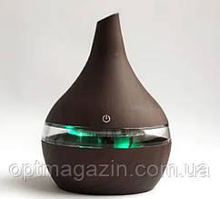 Зволожувач повітря - арома лампа з LED підсвічуванням