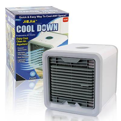 Воздушный охладитель воздуха Cool Down портативный кондиционер 149765