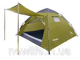 Палатка KingCamp Monza 3(KT3094) (apple green)