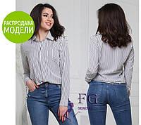 """Женская блузка в полоску """"Felicity""""  Распродажа модели"""