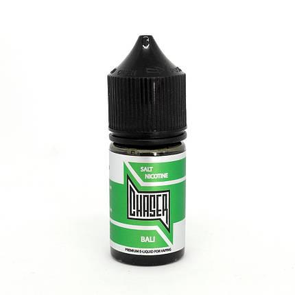 Жидкость для электронных сигарет Chaser Salt Bali 50 мг 30 мл, фото 2