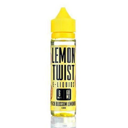 Жидкость для электронных сигарет Lemon Twist Peach Blossom Lemonade 3 мг 60 мл, фото 2