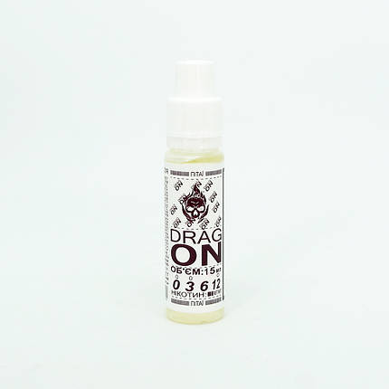 Жидкость для электронных сигарет Pink Fury Drag On 12 мг 15 мл, фото 2