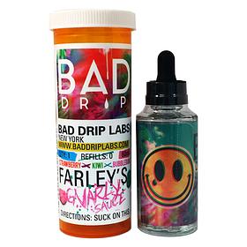 Жидкость для электронных сигарет Bad Drip Farley's Gnarly Sauce 3 мг 120 мл