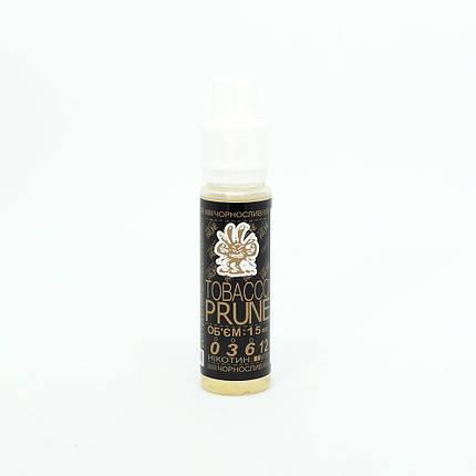 Жидкость для электронных сигарет Pink Fury Tobacco Prune 6 мг 15 мл, фото 2