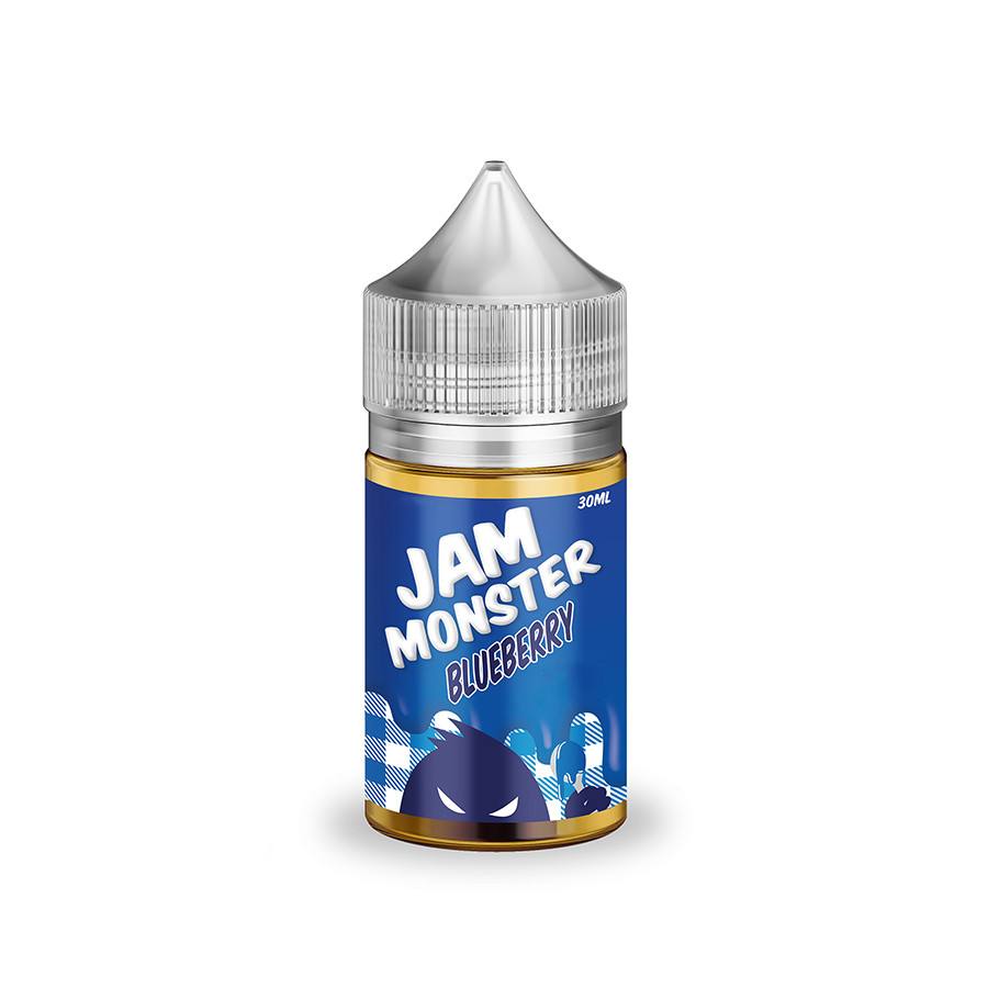 Жидкость для электронных сигарет Jam Monster Salt Blueberry 48 мг 30 мл