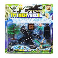"""Набор фигурок """"Minecraft. Драконы"""", майнкрафт,minecraft,лего,конструкторы майнкрафт,lego"""