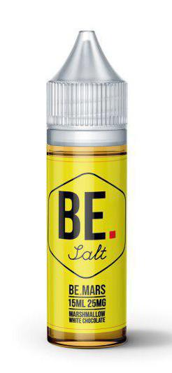 Жидкость для электронных сигарет BE Mars 25 мг 15 мл
