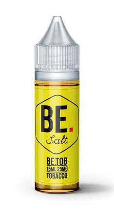 Жидкость для электронных сигарет BE Tobacco 25 мг 15 мл, фото 2