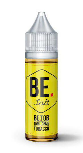 Жидкость для электронных сигарет BE Tobacco 25 мг 15 мл