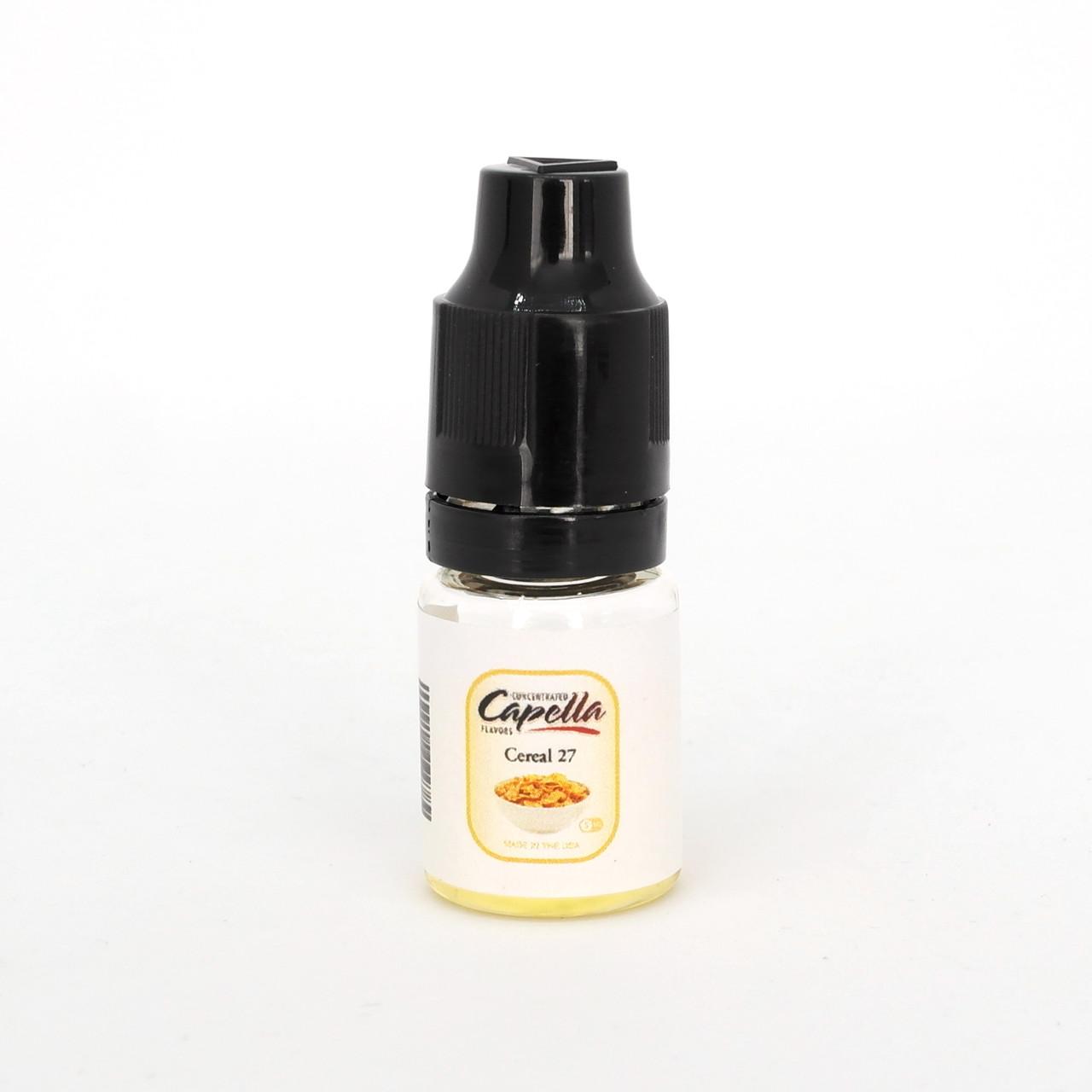 Ароматизатор Capella Cereal 27 (Хлопья с молоком) 5 мл. (0206)