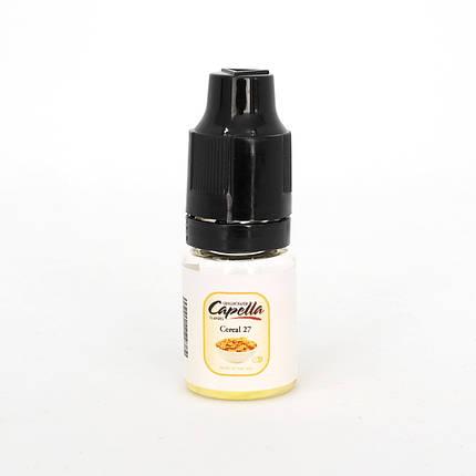 Ароматизатор Capella Cereal 27 (Хлопья с молоком) 5 мл. (0206), фото 2