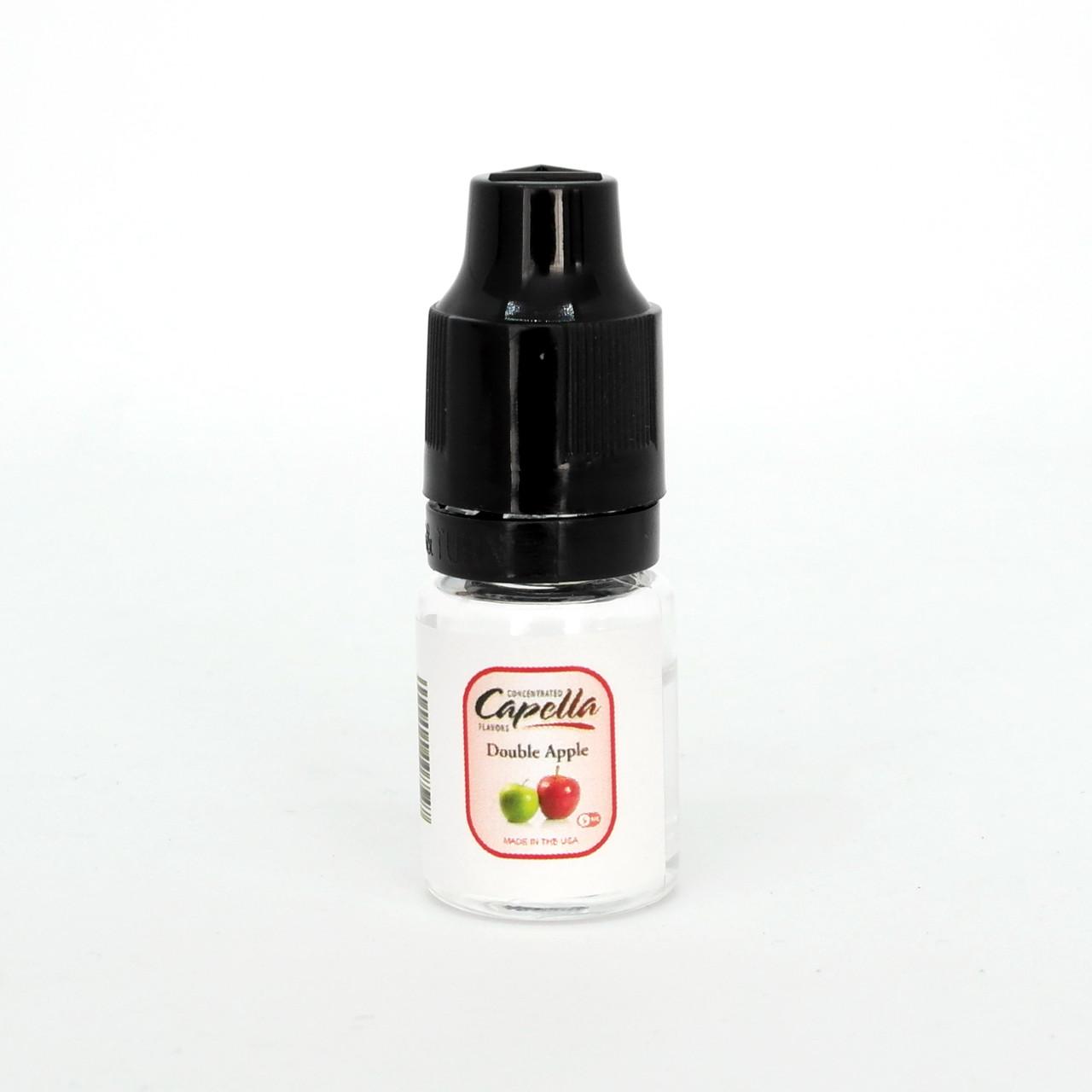 Ароматизатор Capella Double Apple (Двойное яблоко) 5 мл. (0208)