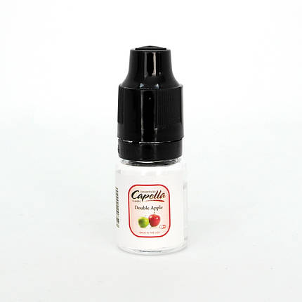 Ароматизатор Capella Double Apple (Двойное яблоко) 5 мл. (0208), фото 2