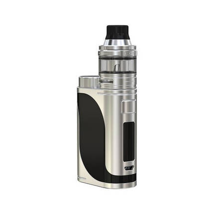 Стартовый набор Eleaf iStick Pico 25 with ELLO 85W Silver Black, фото 2