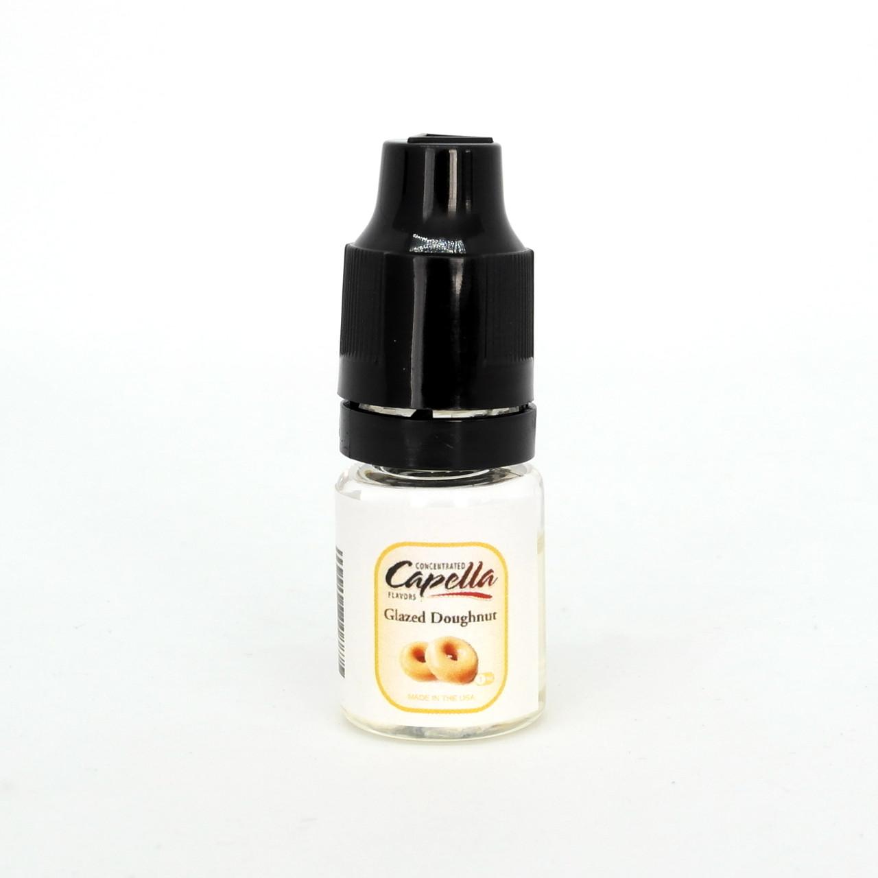 Ароматизатор Capella Glazed Doughnut (Глазированный пончик) 5 мл. (0210)