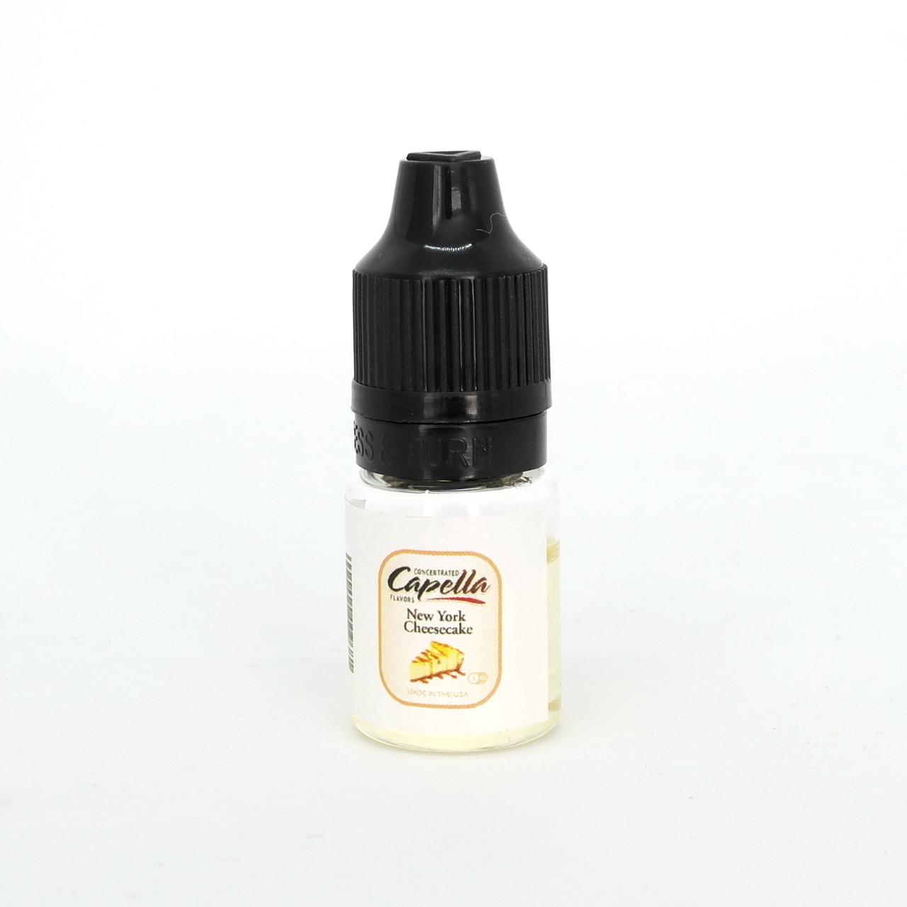Ароматизатор Capella New York Cheesecake (Чизкейк) 5 мл. (0220)
