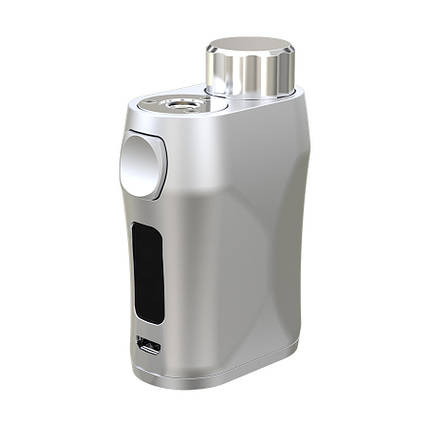 Батарейний мод Eleaf iStick Pico X 75W TC Silver, фото 2