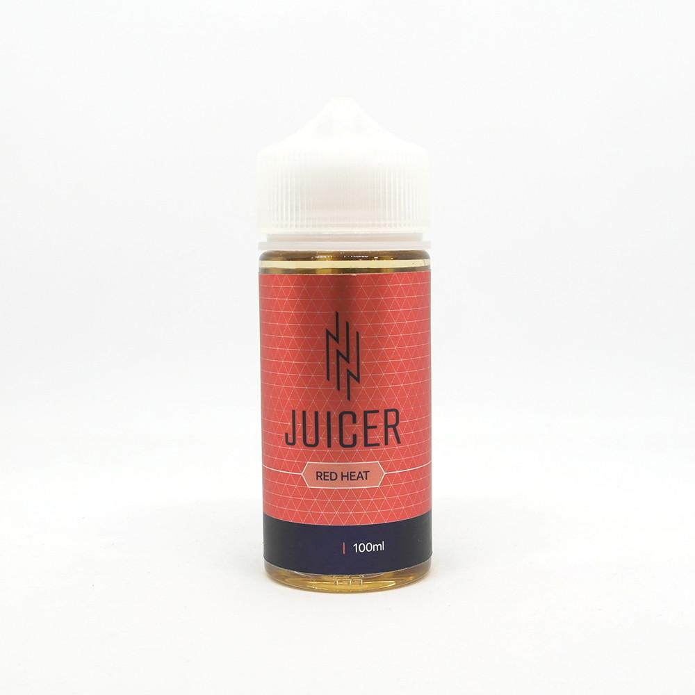 Жидкость для электронных сигарет Juicer Red Heat 3 мг 100 мл