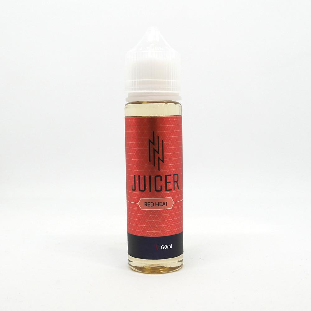 Жидкость для электронных сигарет Juicer Red Heat 0 мг 60 мл