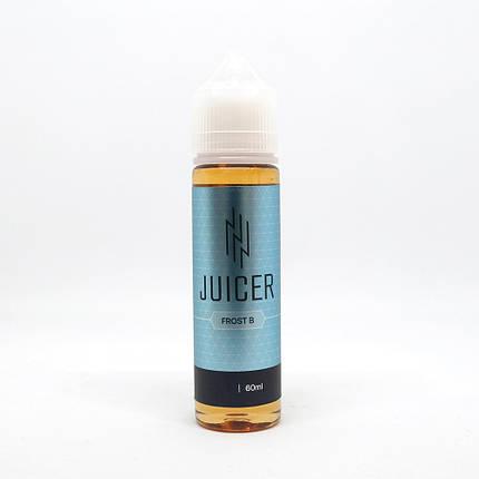 Жидкость для электронных сигарет Juicer Frost B 1.5 мг 60 мл, фото 2