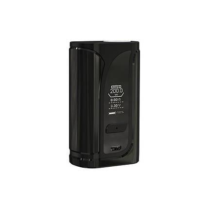 Батарейный мод Eleaf iKuu i200 200W Black, фото 2